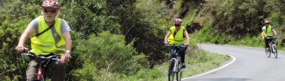 Inca jungle til Machu Picchu med cykel