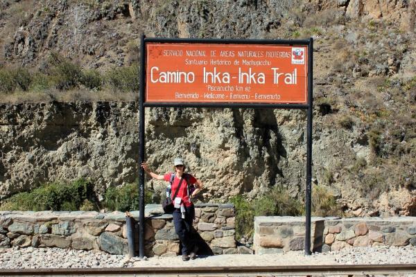 Inkastien Piscacucho Km 82