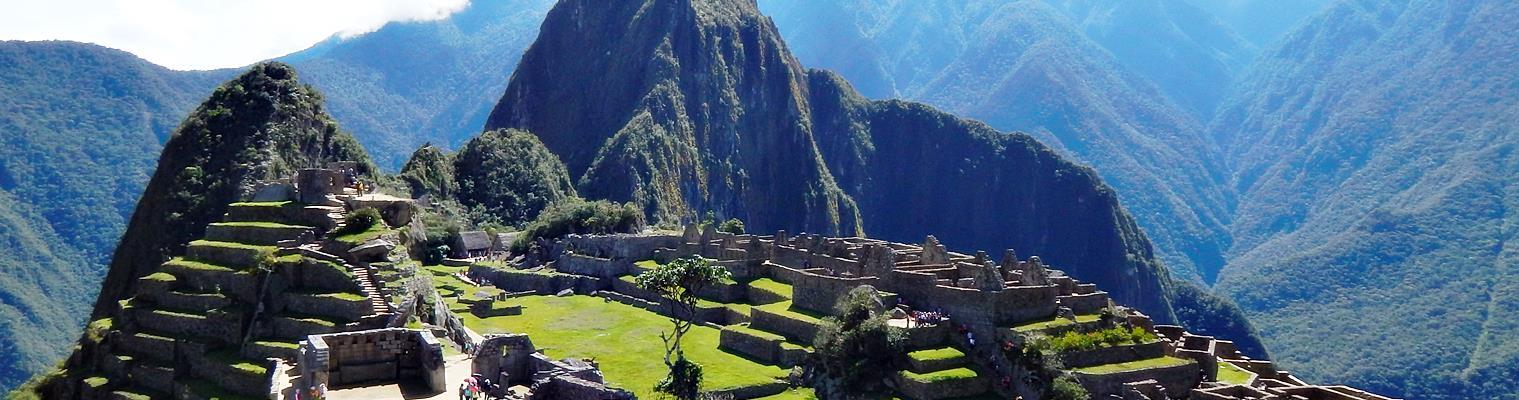 Machu Picchu rejser Peru
