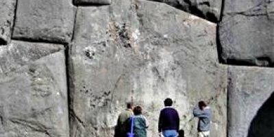 Sacsayhuamans mure