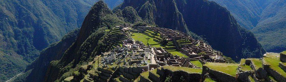 Machu Picchu Trek Cusco Peru