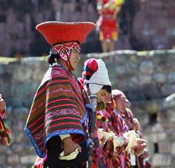 Folk fra Andesbjergene