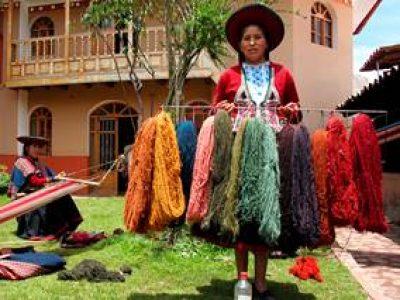 kunsthaandaerker i Peru
