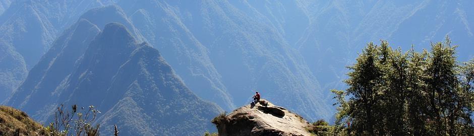 4 dage inkasti til Machu Picchu