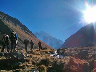 Hiking til Machu Picchu